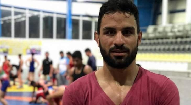 إيران تنفذ حكم الاعدام بحق لاعب المصارعة نافيد أفكاري