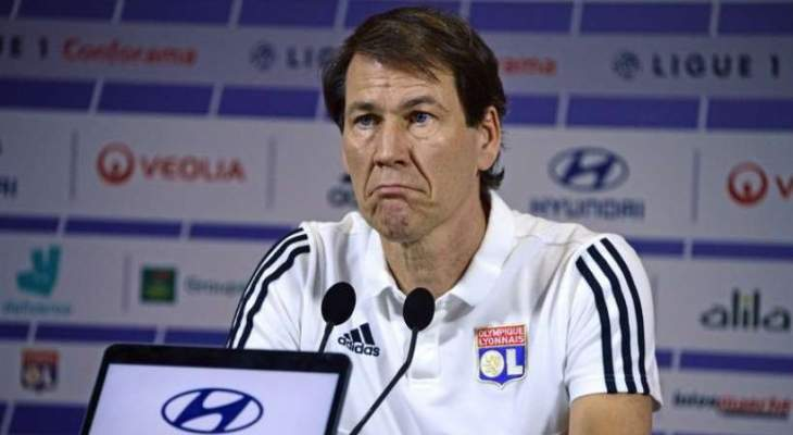 غارسيا: لا نعلم متى سنلعب ضد يوفنتوس