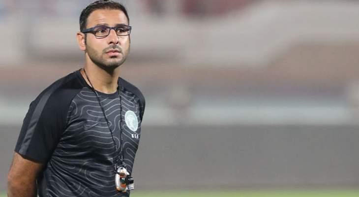 مدرب الاولمبي السعودي : تخفيض راتبي اقل واجب اقدمه لبلادي