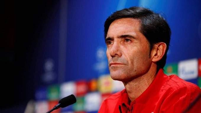 مدرب فالنسيا :الفريق قدم مستوى جيد امام برشلونة
