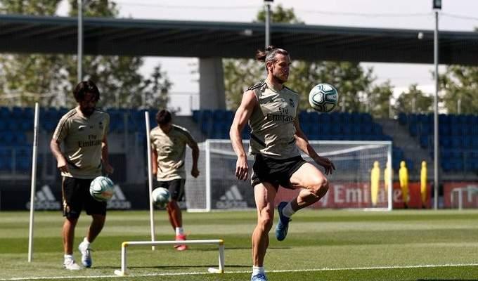 تدريبات ريال مدريد تشهد غياب ماريانو ويوفيتش