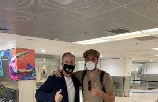 هيغواين يصل إلى الولايات المتحدة لإتمام إنتقاله إلى إنتر ميامي