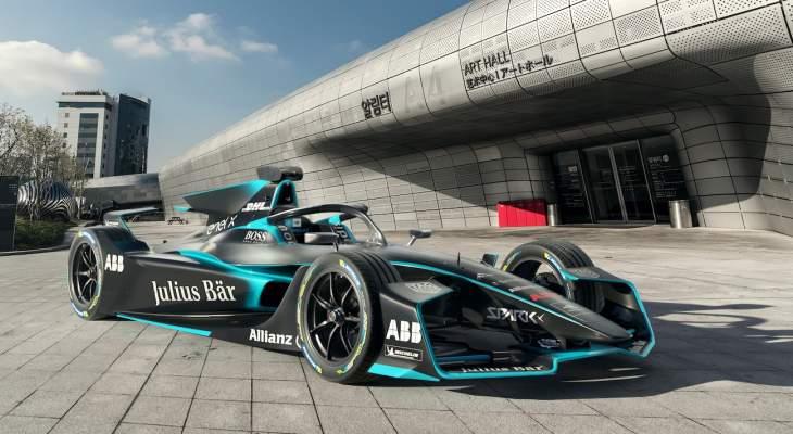 الجيل الثالث من سيارات الفورمولا إي