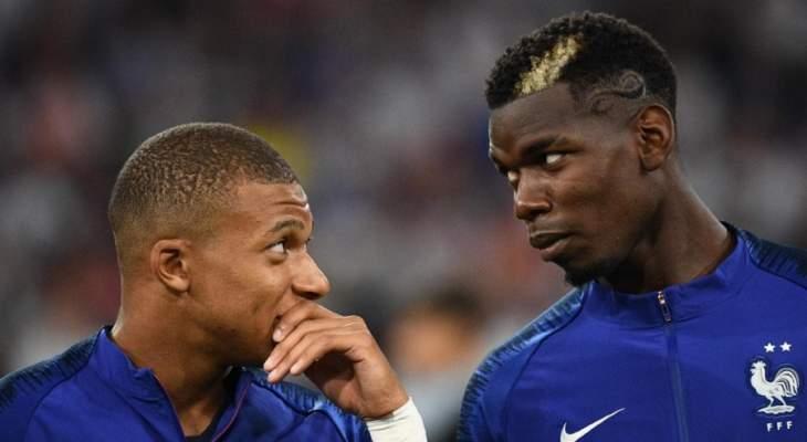 بوغبا: لاعبو فرنسا صغار السن كي يدركوا ما حققناه