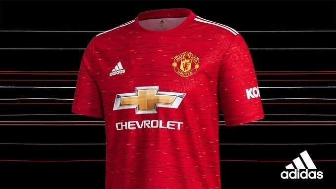 مانشستر يونايتد يكشف عن قميصه الجديد