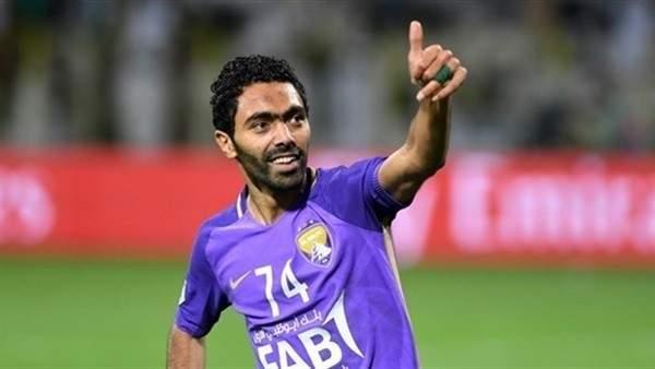حسين الشحات : انا اهلاوي لكن احترم عقدي مع العين