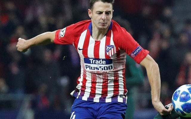 ميلان مهتم بالتعاقد مع مدافع اتلتيكو مدريد