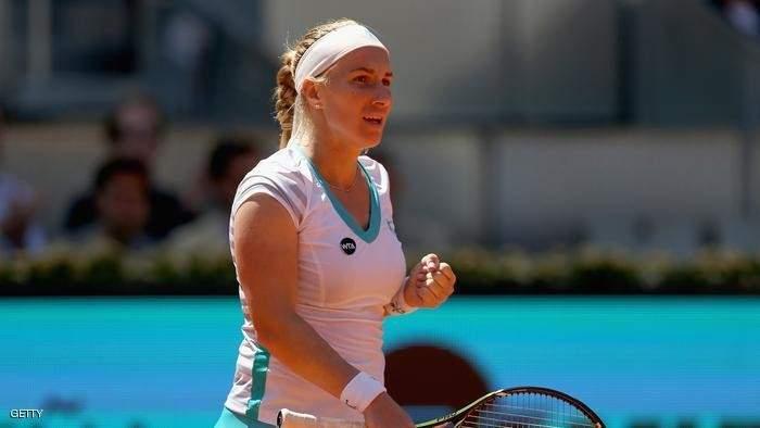 كوزنتسوفا  إلى الدور الثالث ضمن منافسات كرة المضرب