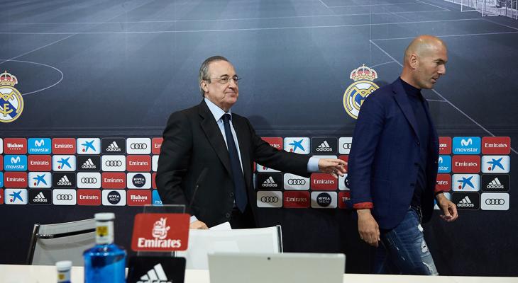 e675d0cee4bd2 السبب وراء استقالة زيدان من تدريب ريال مدريد