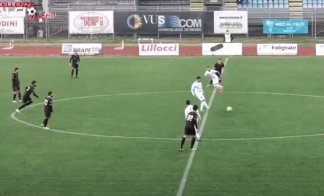 شاهد - هدف بعد 5 ثوانٍ فقط من بداية مباراة كرة قدم في ايطاليا