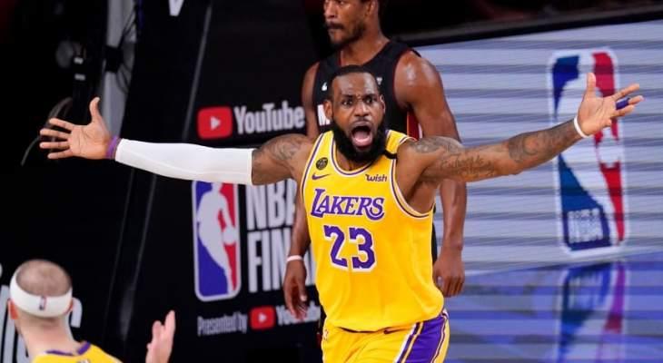 تقارير: موسم NBA المقبل سيبدأ قبل نهاية العام