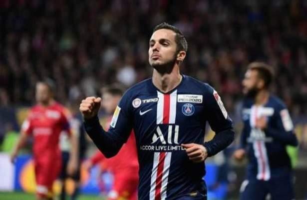 كأس فرنسا: باريس سان جيرمان يفوز بشق الانفس على لوريان ويتأهل الى الدور الـ 16