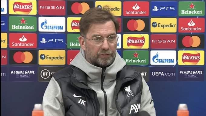 كلوب: علينا ان نؤمن بامكانية تحقيق الانتفاضة امام ريال مدريد