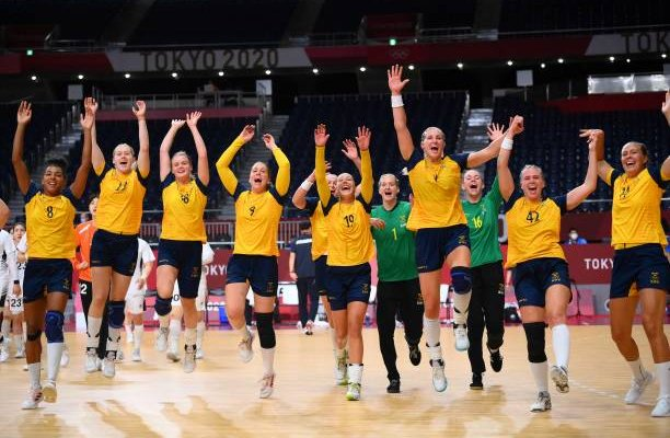 طوكيو 2020: السويد الى نصف نهائي كرة اليد للسيدات