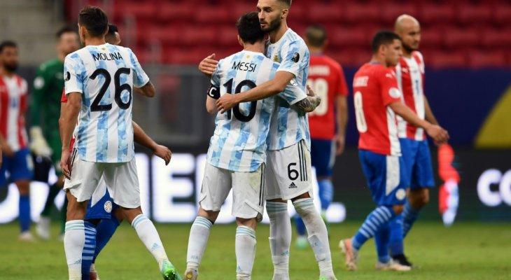 كوبا أميركا: الأرجنتين وتشيلي إلى ربع النهائي