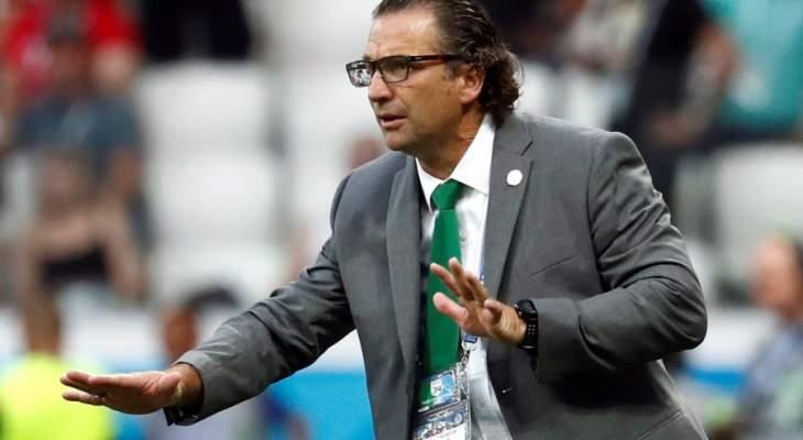 مدرب السعودية يعطي الوصفة للفوز على لبنان