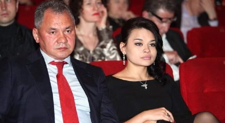 ابنة وزير الدفاع الروسي رئيسة جديدة لاتحاد الترياتلون