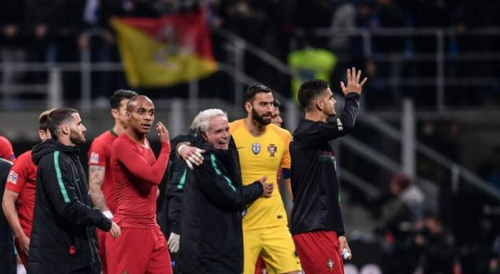 موجز الصباح: ديوكوفيتش يواجه زفيريف في النهائي، البرتغال تضمن تأهلها بالتعادل امام ايطاليا وهدف تاريخي لحارس الأردن
