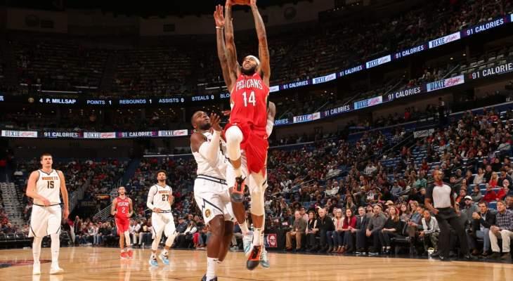 افضل 5 لقطات في مباريات 31 تشرين الاول في NBA