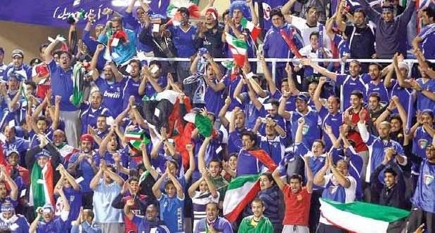 طائرة خاصة تنقل جماهير المنتخب الكويتي إلى الأردن