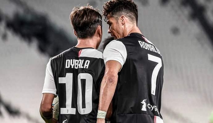 لا مكان لرونالدو بين أفضل لاعبي إيطاليا لموسم 2019-2020