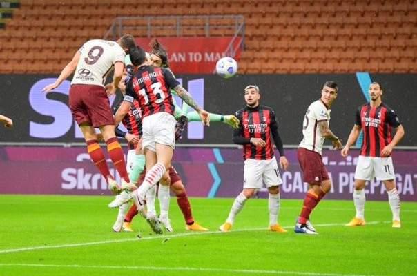 الدوري الايطالي: تعادل مجنون بين روما وميلان