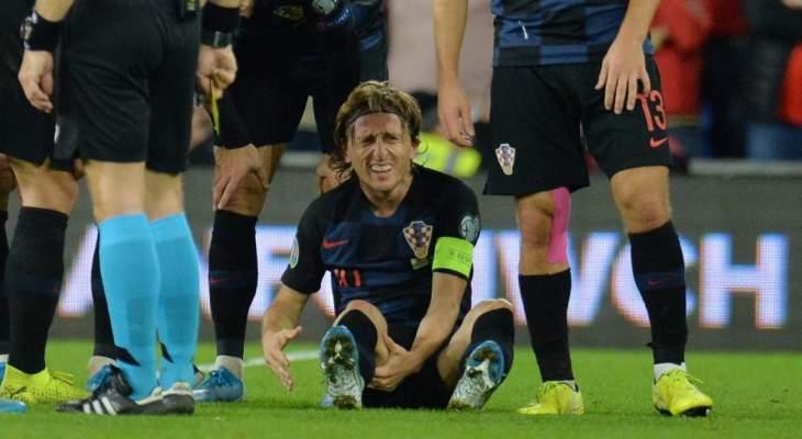 زيدان وريال مدريد سيواجهان غياب بايل ومودريتش بسبب الإصابة