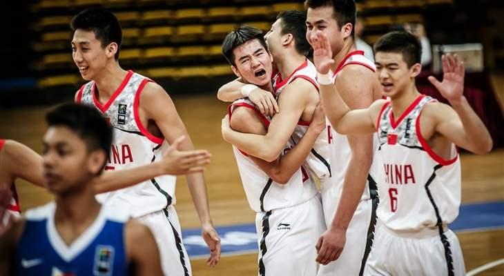 الصين ترافق استراليا الى نهائي بطولة كأس اسيا تحت 16 عاماً