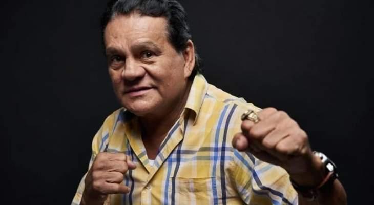 شفاء الملاكم السابق روبرتو دوران من فيروس كورونا
