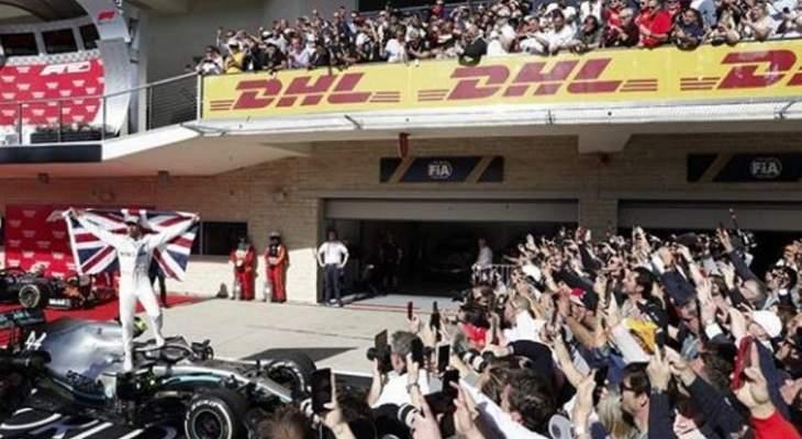 لويس هاميلتون يعطي رأيه بفوزه ببطولة العالم في الفورمولا 1