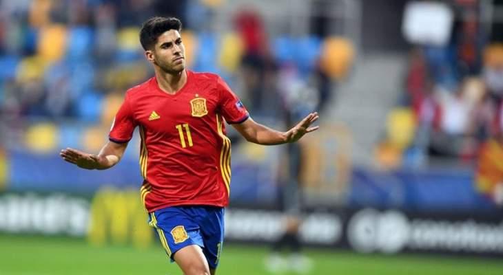 اسينسيو : لا توجد مباراة سهلة في تصفيات امم اوروبا