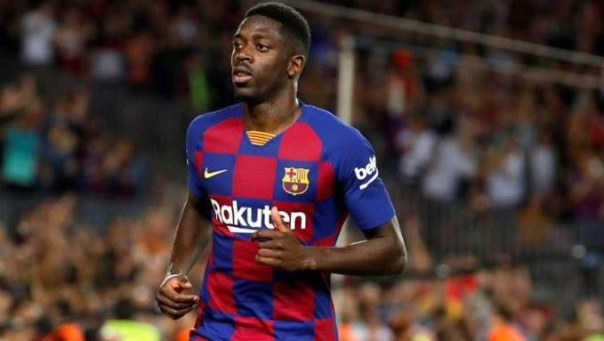 برشلونة على اعتاب حسم صفقة بديل ديمبيلي