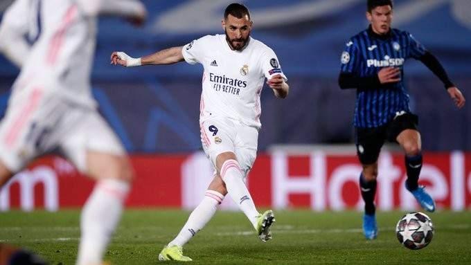 دوري الابطال: ريال مدريد يجدد فوزه امام اتالانتا ليعبر للدور ربع النهائي