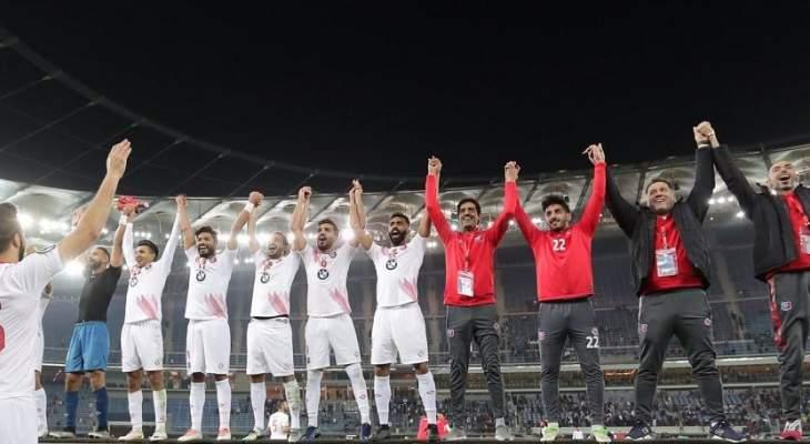 الدور التمهيدي لدوري أبطال آسيا: الكويت يقصي الفيصلي وفوز الرفاع ونيغروس