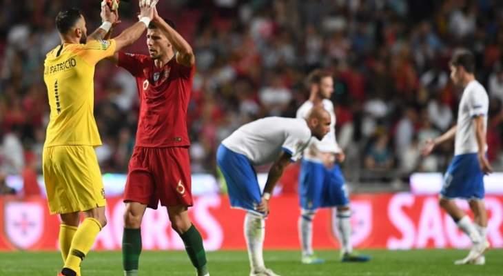 موجز الصباح: سقوط إيطاليا أمام البرتغال، فوز مهم لتركيا على السويد وإتحاد التنس يعلق على تصرف سيرينا ويليامز