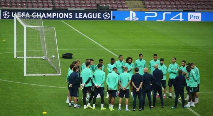 ريال مدريد سيخوض مباراة نهائية في تركيا