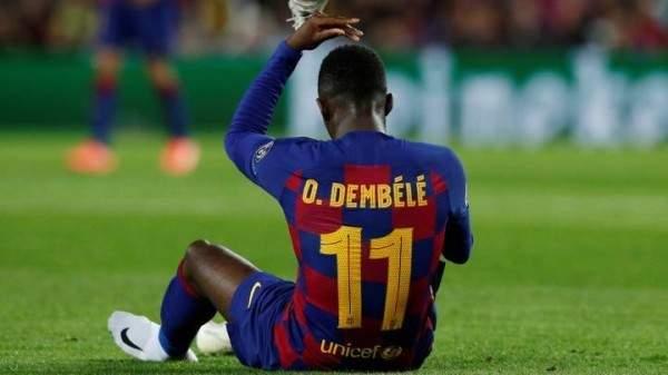 ديمبيلي بطاقة عبور برشلونة للصفقة المهمة