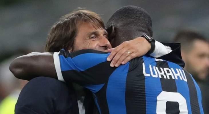 لوكاكو يطلب من كونتي أن يتحدّث معه باللغة الايطالية