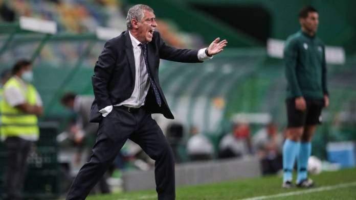 سانتوس: لم ينقص مباراة اسبانيا سوى الاهداف
