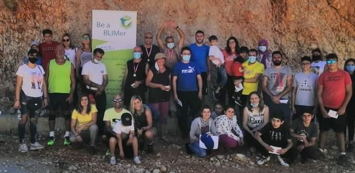 سباق ضاحية BLIM لدعم مرضى سرطان الثدي