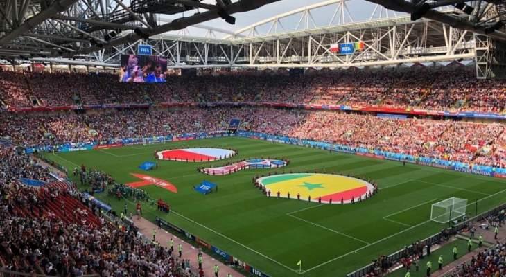 ابرز الاحصاءات بعد نهاية مباراة بولندا والسنغال