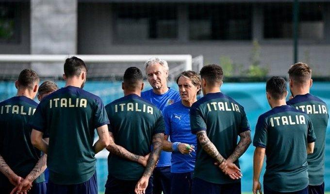 يورو 2020: ايطاليا تتدرب على ركلات الجزاء