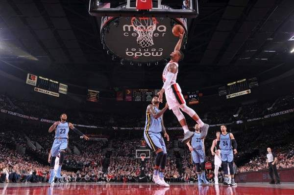NBA: بورتلاند الى نهائيات المجموعة الغربية وسان انطونيو يسير على خطاه