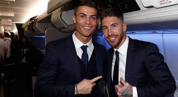 لاعبو ريال مدريد في طريقهم الى اليابان