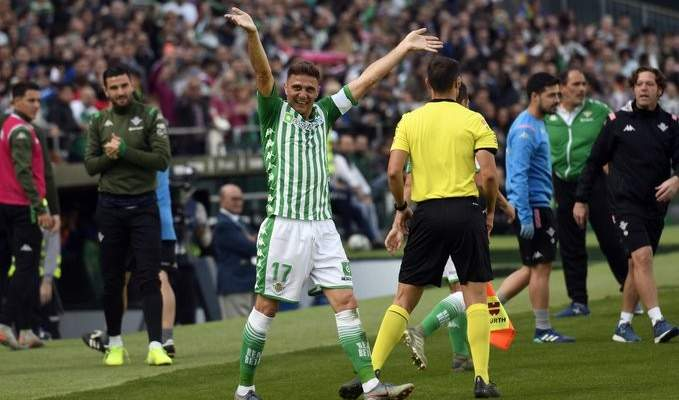 خواكين يهدي ريال بيتيس فوزاً مستحقاً امام بيلباو