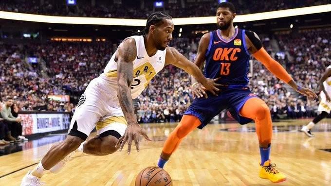 استطلاع يتوج كاوهي لينارد افضل لاعب في الدوري الاميركي لكرة السلة للمحترفين