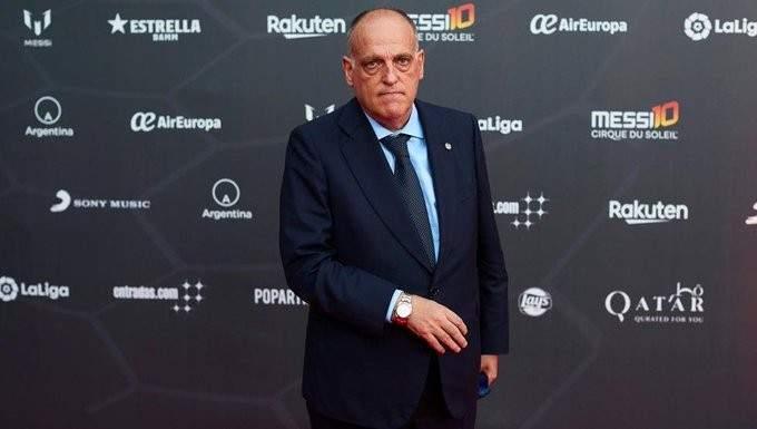 الاتحاد الاسباني يطالب باستقالة تيباس