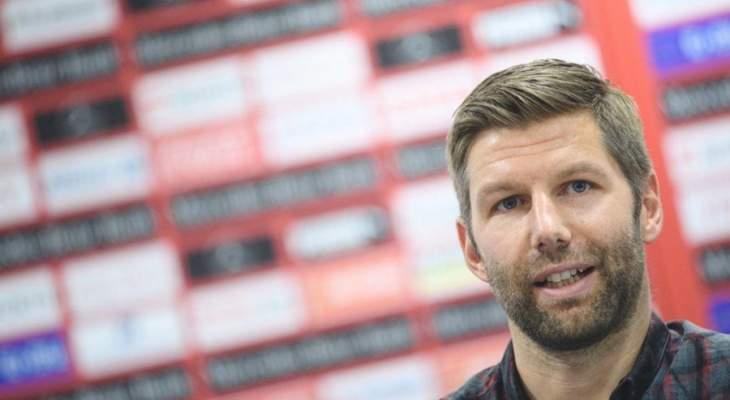 رسمياً: هيتسلز بيرغر مديراً رياضياً جديداً لـ شتوتغارت