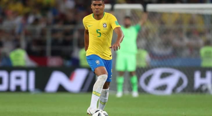 كاسيميرو: البرازيل أفضل مع نيمار