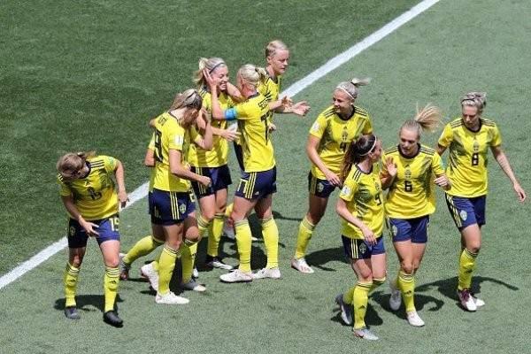 مونديال السيدات: السويد الى الدور الثاني بخماسية في مرمى تايلاند